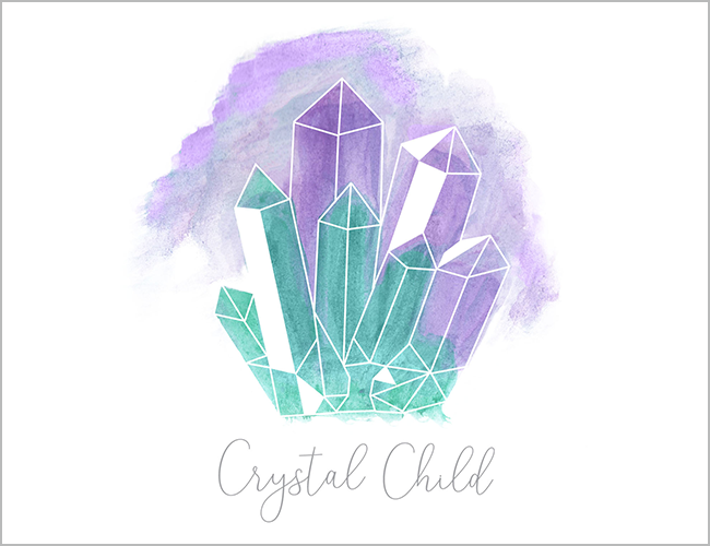 Logo – Crystal Child